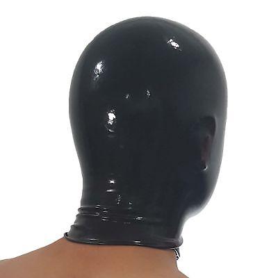 Anatomische Latex Maske aus Rubber, Einheitsgröße 3
