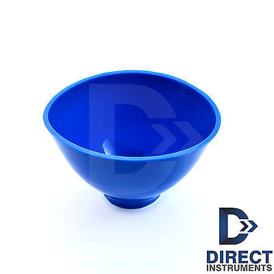 Dental Nonstick Flexible Rubber Impression Alginate Mixing Bowl Cup Hygienist 2