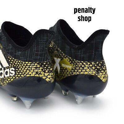 BB4190 adidas X 16.1 SG Leather Fußballschuhe Stellar Pack