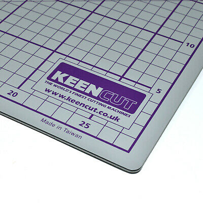 KEENCUT DOUBLE SIDED CUTTING MAT PAPER A3 300mm x 450mm PICTURE FRAMING TRIMMING 2