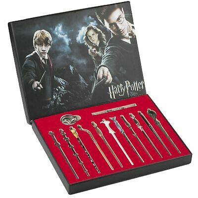11PCS Harry Potter Hermione Sirius Voldemort Magic Stick Wand Box Toys Gifts Set 2