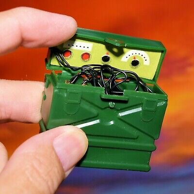 Action Man VAM Palitoy Radio Headphone Set VGC c1966-69