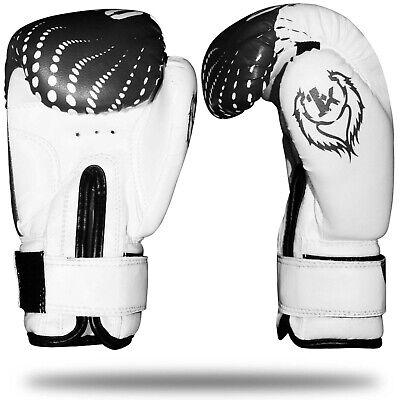 2oz 4oz 6oz Kids Boxing Gloves Junior Mitts Punch Bag Children Gel Pad Gloves 2
