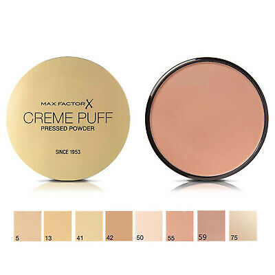 Max Factor Creme Puff 2in1 Face Compact Pressed Powder Foundation 21g 2