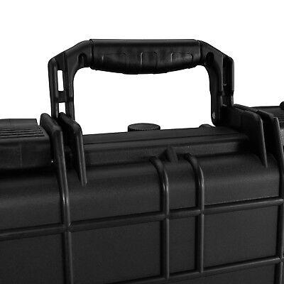 Fotokoffer Kamerakoffer Transportkoffer Schutzkoffer Schaumstoff Outdoor Größe M 8