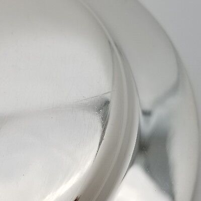 Tiffany & Co. Makers Sterling Silver ~5.5' In Cookie Saucer Bread Charger Plate 9