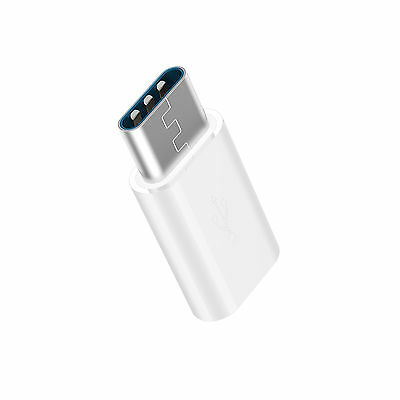 5pk USB 3.1 Type C Male to Micro USB Female Adapter Converter Connector USB-C 5