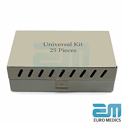 25x Basic Dental Implant Universal Kit Drivers Surgical Tools Oral Surgery Tools 2