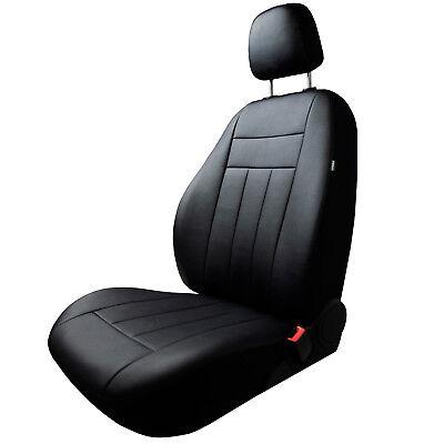Mercedes W201 Maßgefertigte Kunstleder Sitzbezüge in Beige