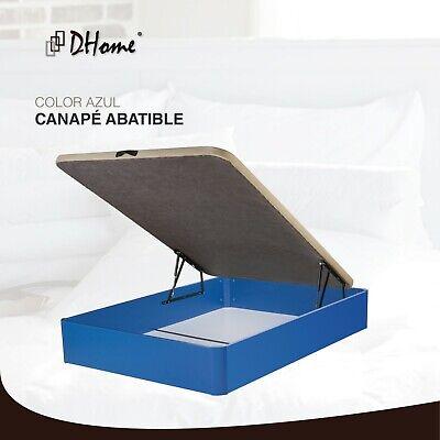 Canape Abatible tapizado 3D 4 VALVULAS AIREACIÓN, 29cm capacidad, canapé NUEVO 10