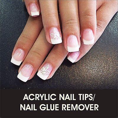 ACETONE ACRYLIC NAIL Tips/Nail Glue Remover,Nail Polish Remover ...