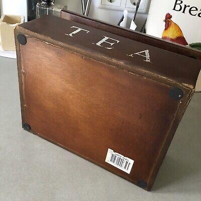 Riverdale. Caja De Te De Madera. Tea Box 5
