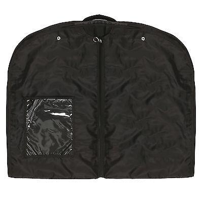 "Hoesh Simpson & Ruxton 44"" Strong Nylon Men Travel Suit Carrier Cover Bag"