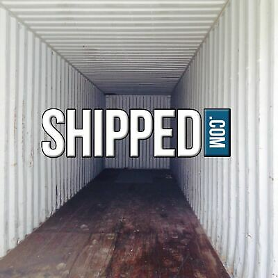Ann Arbor Shipping Containers - 40Ft Used - Lowest Price In Michigan 6