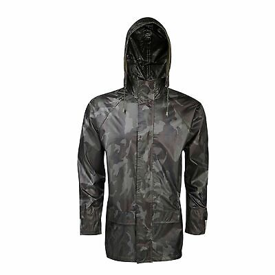 Adults Water proof Jacket Long Coat, Trousers Pack away Rain Women's Mens Ladies 7