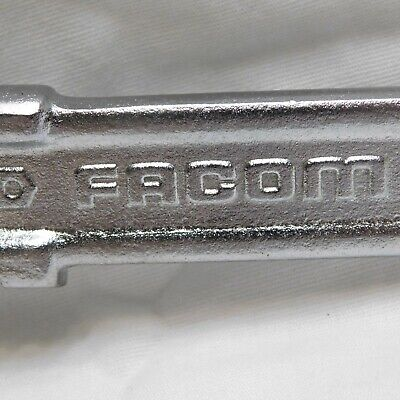"Facom 11"" Smooth Jaw Adjustable Wrench 105-280 4"