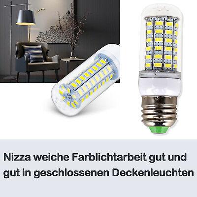 LED Birnen Glühbirne E27 E14 Warmweiß Kaltweiß Neutralweiß 5730 SMD 220V Lampe 3
