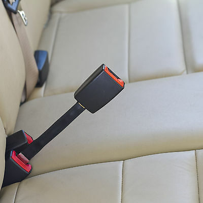 E4 Safe Mini Seat Belt Extender for 2014 Ford Mustang Front Seats