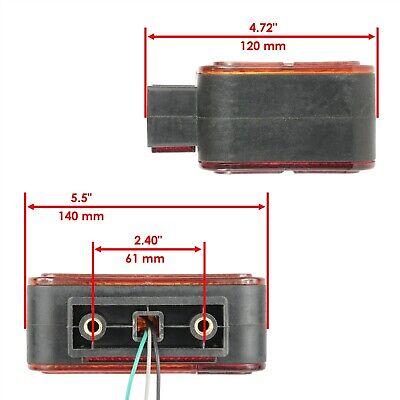 John Deere LVA14365 LH Tail Light 3120 4105 4200 4300 4400 4500 4600 4700 for sale online