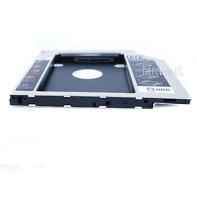 Opticaddy SATA-3 second HDD//SSD Caddy for Lenovo ThinkPad T410 T410i T410s