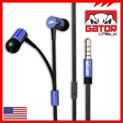 Earphones Headphones Headset Earbuds In-Ear Bass Stereo Hi-Fi with MIC Wired 11