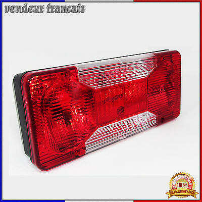 2 x FEUX ARRIERES POUR CAROSSES PICK UP FOURGON IVECO DAILY  2006 />