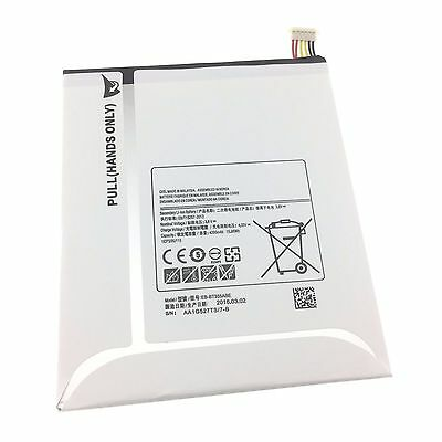 Samsung Galaxy Tab A 8.0 Replacement Battery EBT355ABA SM-T350 T355 T357 4200mAh