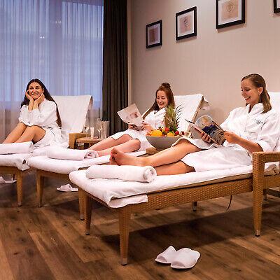Champagner Wellnesstage im Parkhotel Jordanbad mit Wellness, Thermal auf 9000m² 5
