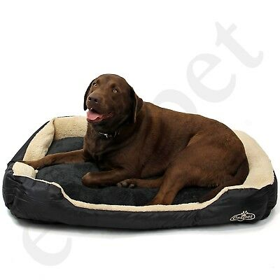 Dog Cage with Bed Training Metal Crate Puppy Pet Cat Carrier XS S M L XL XXL 11