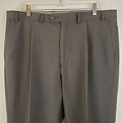 New Mens Marks /& Spencer Light Weight Blue Tapered Chino Trousers Waist 46 32