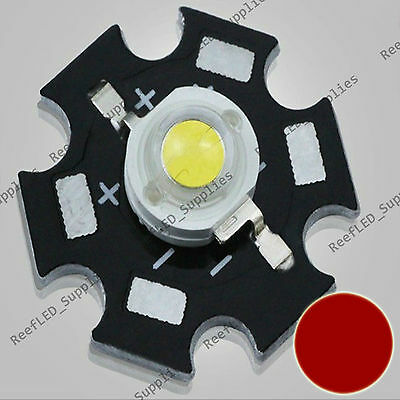 1,5,10 3W High Power LED chip bead PCB-Grow lights, Aquarium, Diy Full Spectrum 3