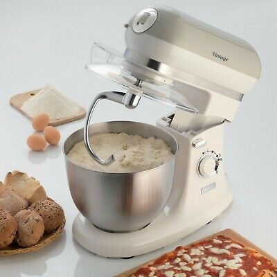 ARIETE 1588 Impastatrice Impastatore Robot Cucina 5.5lt Food Processor Vintage 4