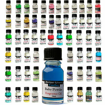 Ancient Wisdom Scented Fragrance Oil Burners Room Home Pot Pourri Diffusers 10ml
