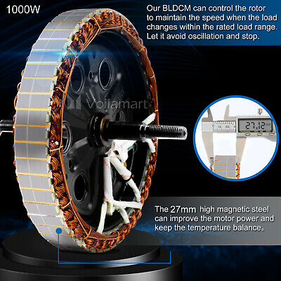 "Voilamart  Electric Bicycle E-Bike 26"" Front Rear Wheel Motor Conversion Kit 2"