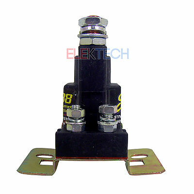 Stinger SGP38 Power Relay Battery Isolator 80AMP High Current 12V Applications 3