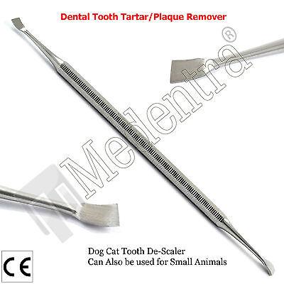 De-Scaler Dog Teeth Cleaner Animal Dental Care Veterinary Tools Cat Grooming 2