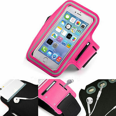Apple Gym Running Jogging Sports Armband Holder For Various iPhone Mobile Phones 7