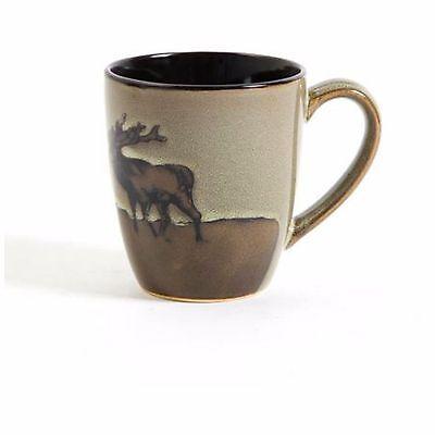 5 of 7 Wildlife Dinnerware Sets Dishes 16 Piece Set Stoneware Plates Bowls Kitchen Mugs  sc 1 st  PicClick & Wildlife Dinnerware Sets Dishes 16 Piece Set Stoneware Plates Bowls ...