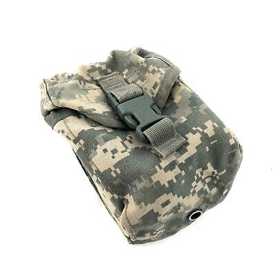 Military Individual First Aid Kit Pouch IFAK, ACU MOLLE Medical Pouch, 2 PACK 2