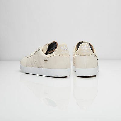 low priced 917ec b53fd ... NIB Adidas Consortium x Saint Alfred Gazelle GTX Sneakers Ivory Off  White BB0894 8