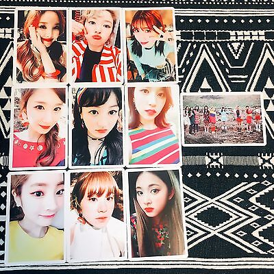[TWICE] Photocard Momo Official Preorder Special SIGNAL 4th Mini Album 모모 8