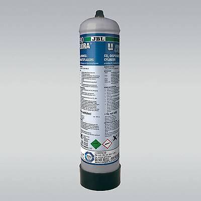 JBL ProFlora u500 2 CO2 Einweg Vorratsflasche 500g Ersatzflasche Planzendüngung 2