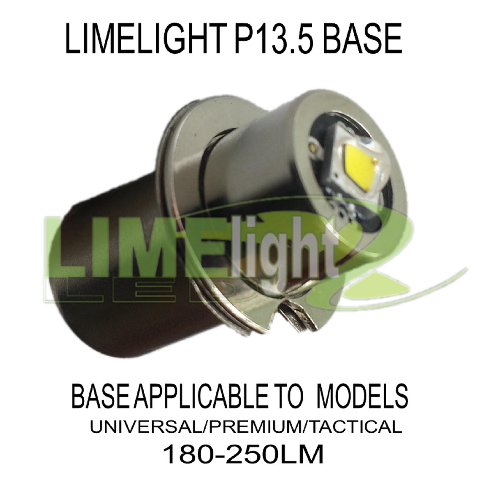 Maglite Led Upgrade Conversion Cree 1W-10W Bulb Globe Flashlight Torch 90-1100Lm 2