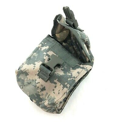Military Individual First Aid Kit Pouch IFAK, ACU MOLLE Medical Pouch, 2 PACK 3