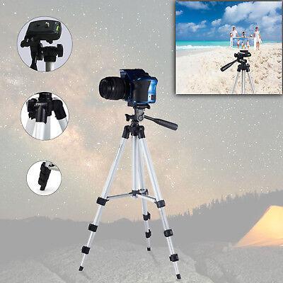 Tripod Stand Mount Holder For Digital Camera Camcorder Phone Iphone Dslr Slr Uk