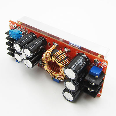 1200W 20A DC-Konverter Boost-Step-up-Netzteilmodul 8-60V TO 12-83V  ^