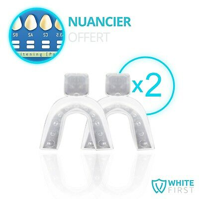Gouttières Thermoformable pour kit de blanchiment dentaire -  White First ® 2
