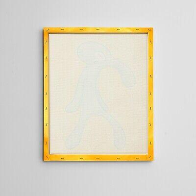 "11X14"" Gallery Art Canvas: Bold And Brash Framed Painting Squidward Spongebob 2"