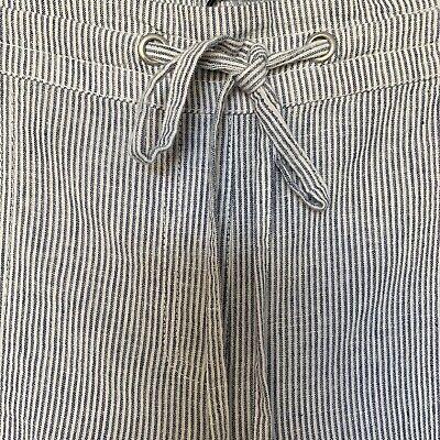 Dalia Collection Women S Plus Size Seersucker Stripe Linen