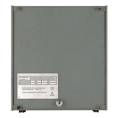 0-1 GOhm 0.0005% P4066 Decade Resistance Standard Box Resistor an-g L&N ESI IET 4